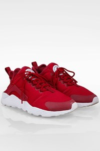 Nike W Air Huarache Run Ultra Burgundy Sneakers / Size: 38.5 - Fit: 38
