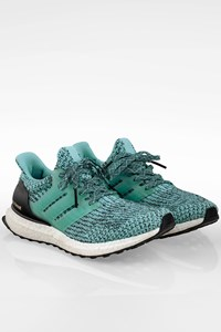 Adidas Bright Green Ultra Boost Sneakers / Size: 38 2/3 - Fit: True to size