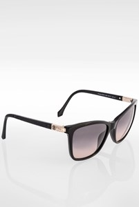 Roberto Cavalli Black Thuban RC987S Acetate Sunglasses