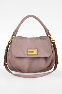 Marc By Marc Jacobs Warm Zinc Classic Q Lil Ukita Crossbody Bag