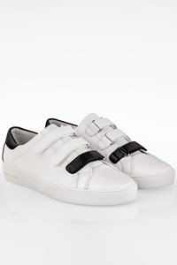 MICHAEL Michael Kors Graig Monochrome Sneakers / Size: 38.5 - Fit: True to size