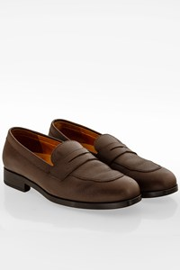 Tod's Brown Leather Loafers / Size: 36 - Fit: True to size