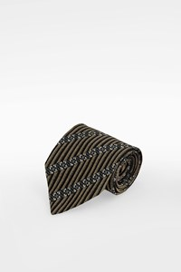 Giorgio Armani Multicolour Striped Tie