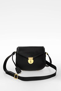 Salvatore Ferragamo Margot Black Crossbody Bag