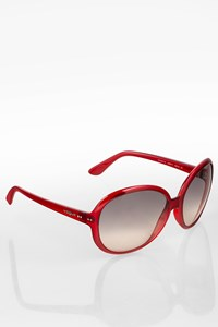 Vogue VO2512 Red Acetate Sunglasses