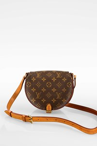 Louis Vuitton Monogram Canvas Sac Tambourin Crossbody Bag