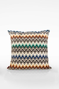 Missoni Iconic Ζigzag Pillowcase with Pillow