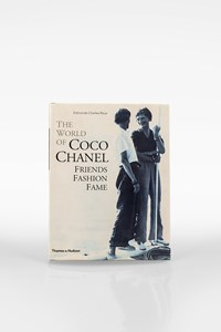 """Thames & Hudson Coffee Table Book """"The World of Coco Chanel: Friends, Fashion, Fame"""""""