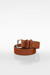 Polo Ralph Lauren Tan Leather Men's Belt