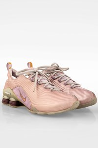 Nike Pale Pink Shox Energia Sneakers / Size: 39 - Fit: 38.5