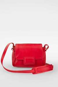 Marc By Marc Jacobs Red Leather Crossbody Bag