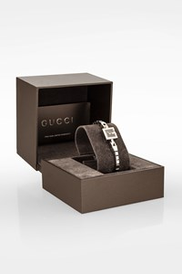 Gucci 102 G-Mini Silver Stainless Steel Watch