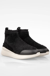 Ugg Black W Griffith Bootie Trainers / Size: 38.5 - Fit: 38