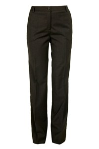 Dolce & Gabbana Grey Pressed Cool Wool Trousers