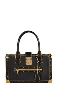 Louis Vuitton Suhali Le Fabuleux Black Satchel Bag