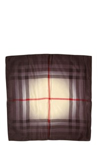 Burberry Ombre Check Scarf