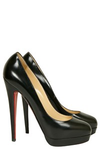 Christian Louboutin Alti Black Platform Pumps