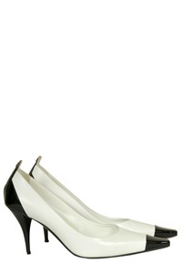 Chanel Two-Toned Classic Pumps