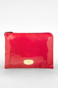 Mulberry Fuchsia Laptop Sleeve