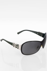 Dolce & Gabbana DG2033 Acetate Mask Sunglasses