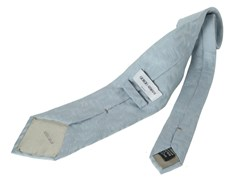 Giorgio Armani Light Blue Silk Tie
