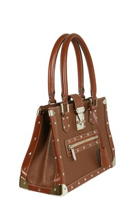 Louis Vuitton Suhali Le Fabuleux Sienne Satchel Bag