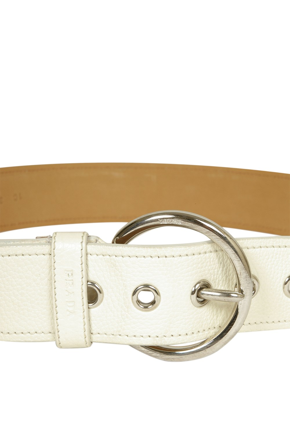 Off-White Leather Belt, Belts, Accessories, Starbags Products ...