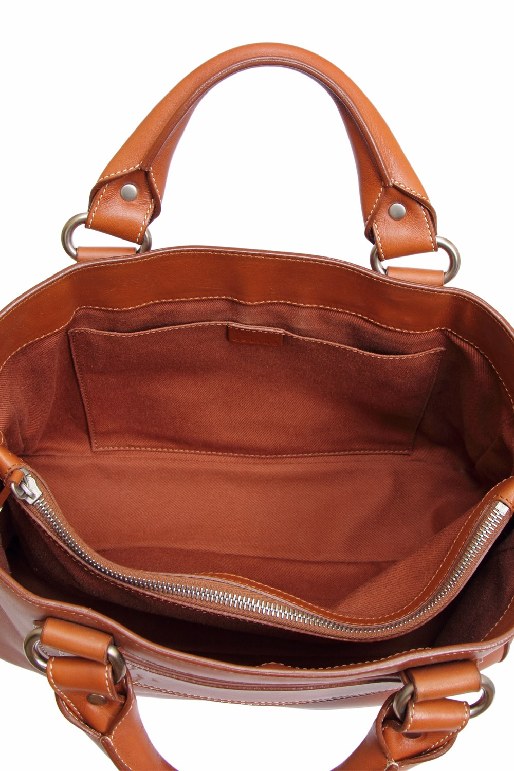 Boogie Brown Leather Tote Bag, Totes, Buy Handbags, Bags, Starbags ...