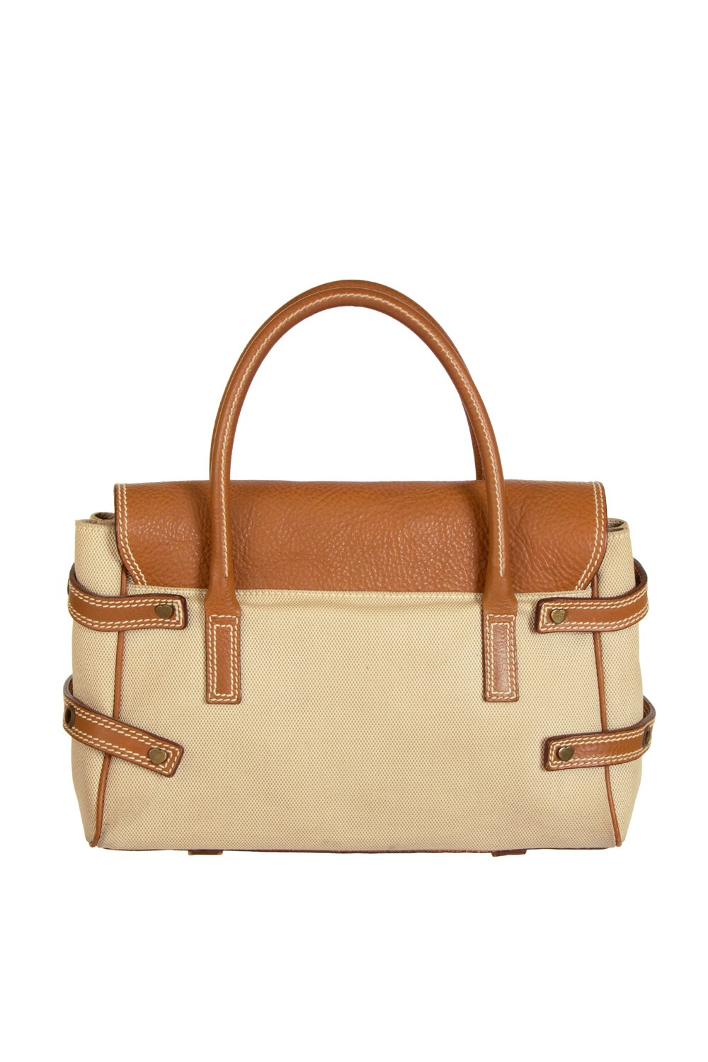 d1c1d290795c ... Gisele Beige and Tan Tote Bag. Mouse ...