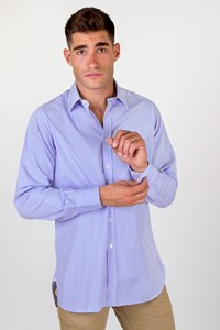 Turnbull & Asser Gingham Cotton Shirt
