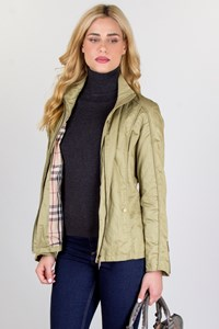 Burberry London Pale Khaki Light Jacket