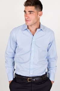 Turnbull & Asser Ciel Cotton Shirt