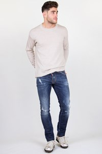 Dsquared2 Cool Guy Blue Distressed Jeans / Size: 50 IT