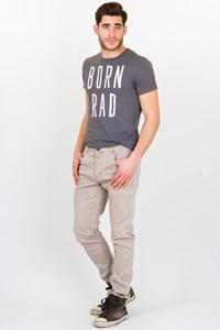 Gabba Beige Stretch Jeans / Size: 34 EU - Fit: M