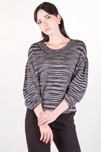 M Missoni Space-Dyed Jumper / Size: 42 IT - Fit: S