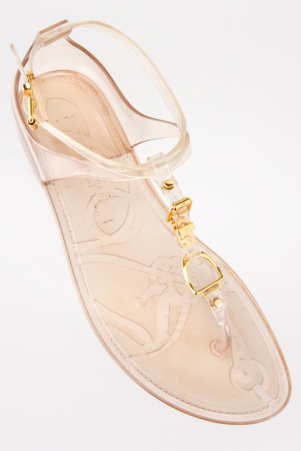 f43bb64fde8f Karly Clear Jelly Sandals   Size  10B(40) - Fit  True to size ...