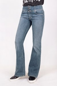 Aristocrat Light Blue Distressed Jeans / Size: 27 - Fit: S