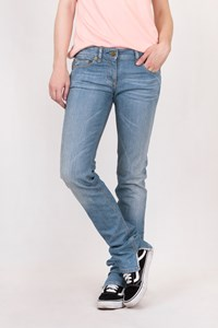 Chloé Light Blue Skinny Jeans with Open Legs / Size: 38 IT - Fit: XS / S