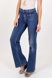 Stella McCartney 70s Flare Jeans / Size: 29 - Fit: M