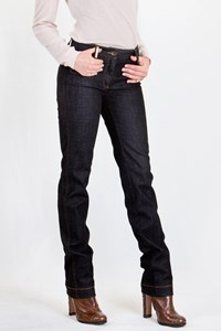 Dolce & Gabbana Dark Grey Cotton Jeans / Size: 38 IT- Fit: XS / S