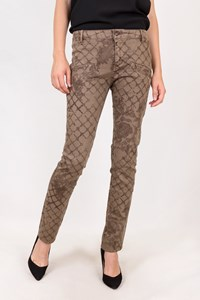 Liebeskind Brown Printed Jeans / Size: 27 - Fit: S