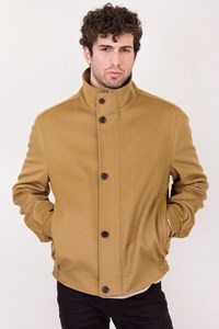 Pierre Cardin Camel Wool Men's Jacket / Size: 52 IT - Fit: L