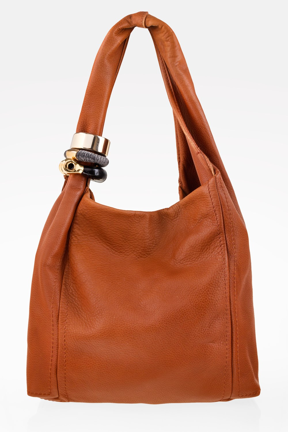 ad5e1f0c3d0 Tan Saba Large Leather Hobo Bag, Shoulder Bags, Buy Handbags, Bags,  Starbags Products, Starbags.gr