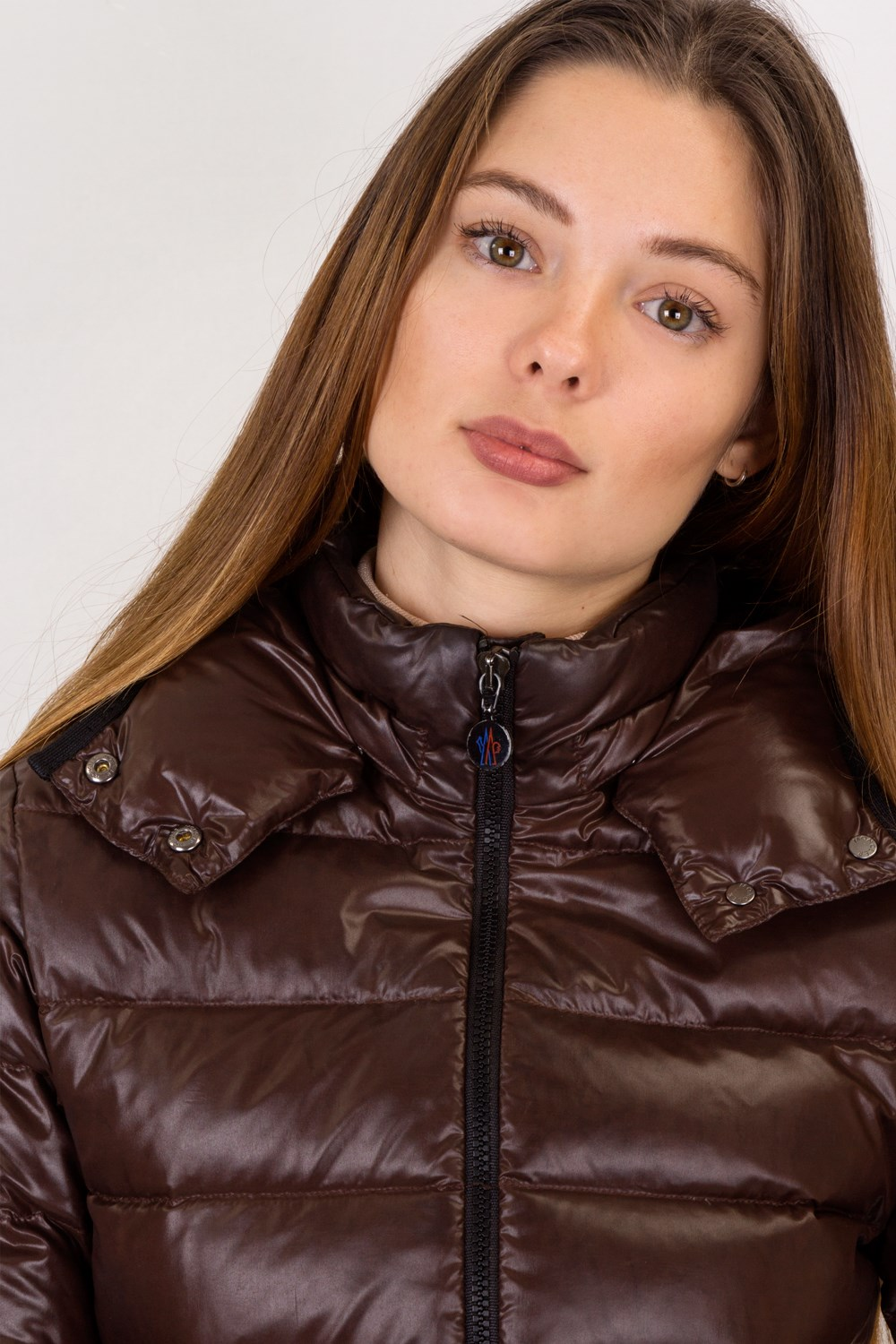 c93c5abec1c4 ... Brown Puffer Down Jacket   Size  12 ans - Fit for adults  XS. starbags  video