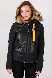 Parajumpers Black Special Edition Jacket / Size: S - Fit: XS