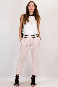 Pinko Jumpsuit with Cropped Legs / Size: ?  - Fit: S