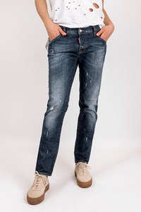 Dsquared2 Blue Distressed Jeans / Size: 46 IT - Fit: M