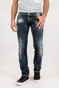 Dsquared2 Cool Guy Blue Distressed Jeans / Size: 46 IT - Fit: M