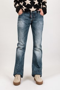 Dsquared2 Light Blue Distressed Jeans / Size: 48 IT - Fit: M
