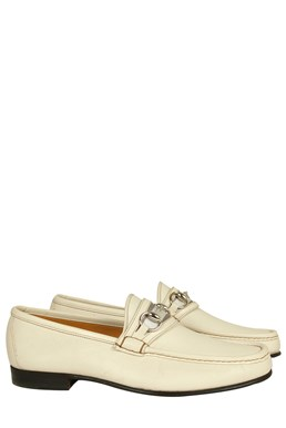 Off-White Δερμάτινα Loafers